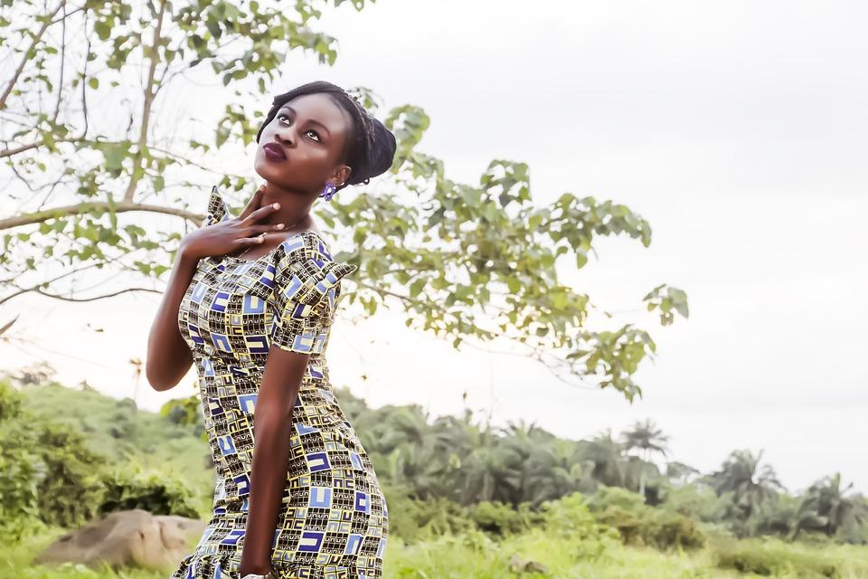 vêtement africains authentiques - AFRICTUDES - tissu pure
