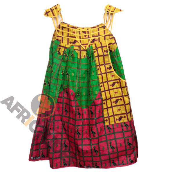kaba bretelle - vêtement africain a montréal et au canada - mode africaine canada - africtudes